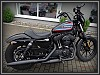 Harley-Davidson XL 1200 NS Iron
