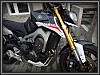 Yamaha MT-09 Street Rally